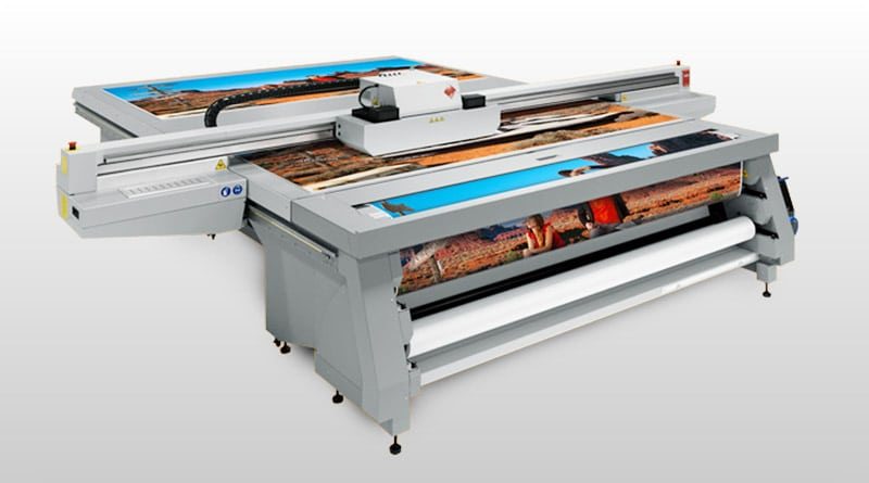 UV printing / OCE Arizona 360 XT