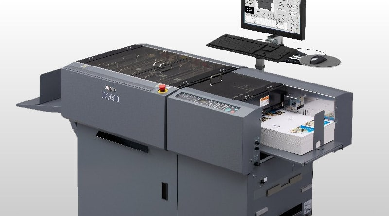 Digital cutting / Duplo DC-645