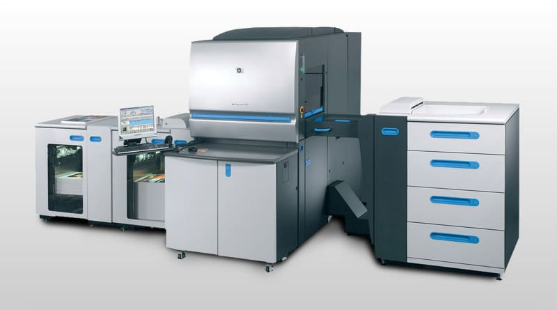 Digital printing / HP Indigo 5000