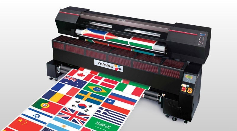 Direct Sublimation printing / dgen Teleios Black
