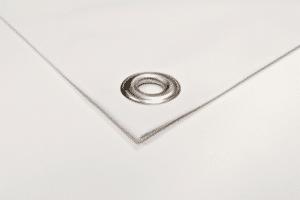 oczkowany baner oczka stalowe
