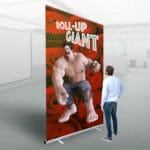roll-up gigant 3 m