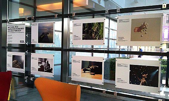 wydruki wielkoformatowe na wystawę