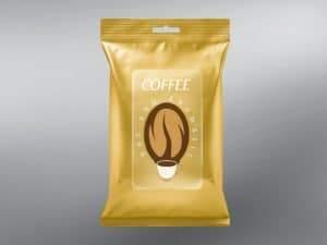transparentne naklejki na kawe